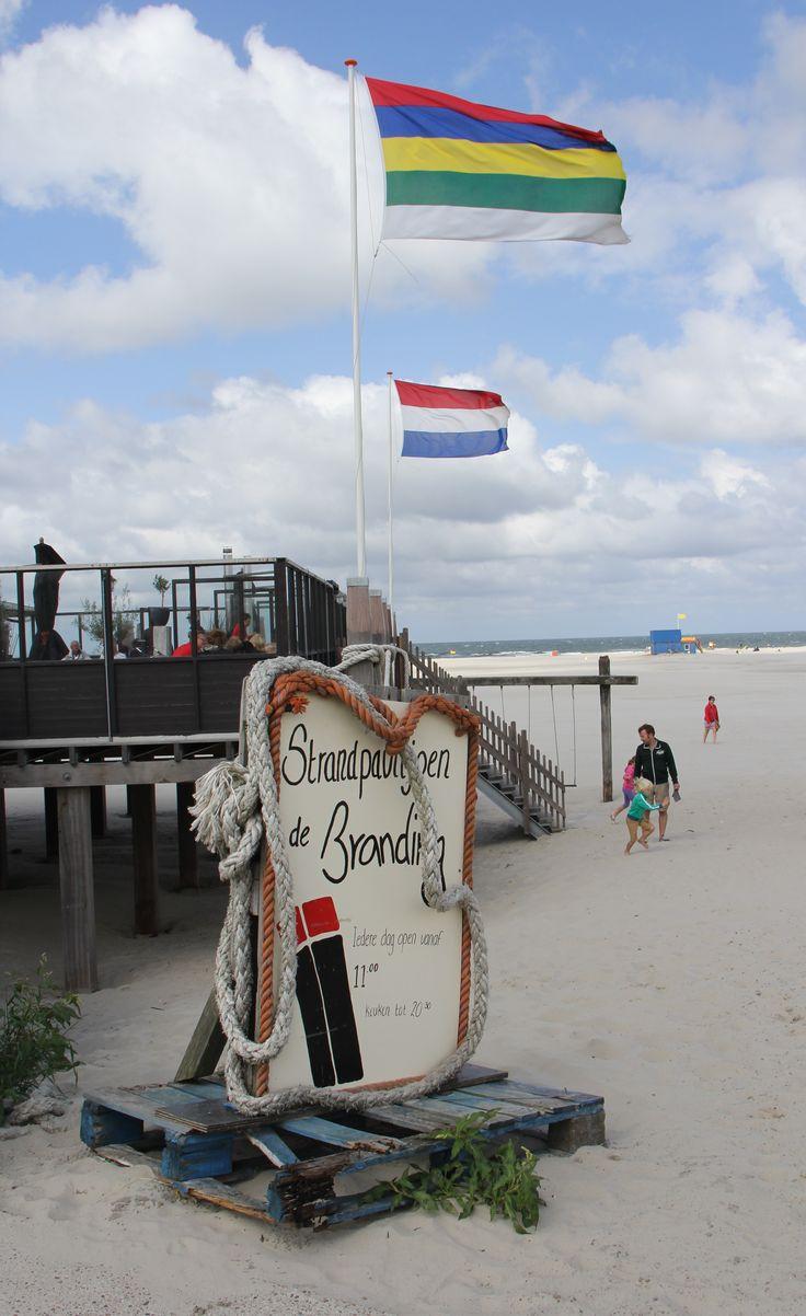 Strandpaviljoen De Branding, Midsland aan zee (aug 2013)