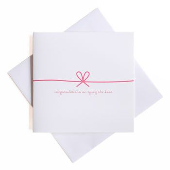 Weddings Congratulations Greeting Card- Designed & Made in Australia – Bits of Australia