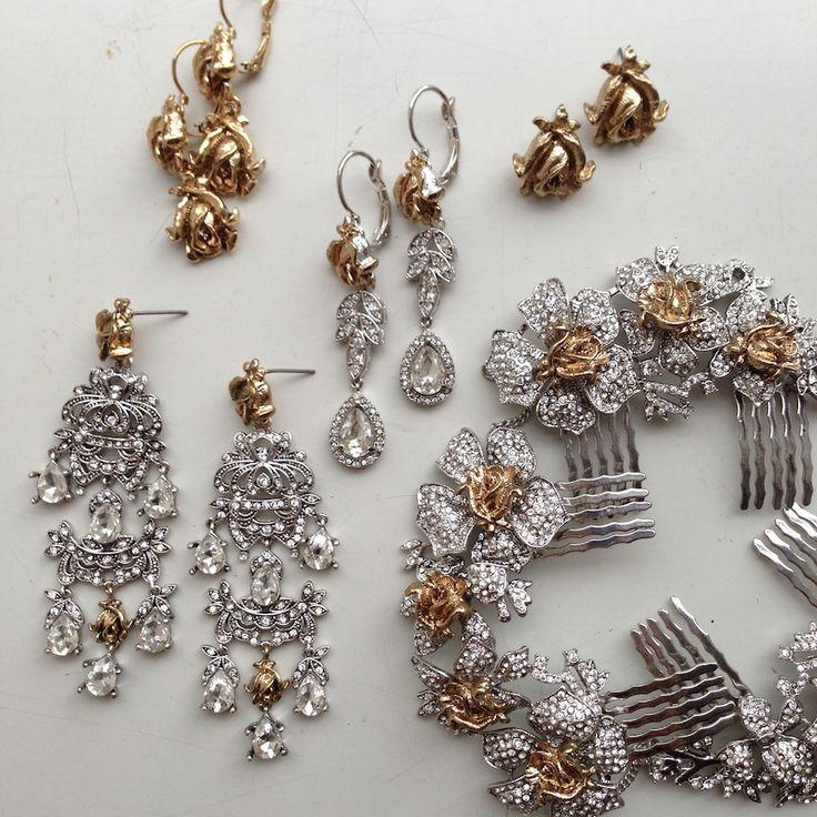 Wedding Journal : Samantha Wills Bridal jewelry jewellery accessories bohemian luxe bride wedding