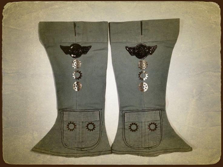 Shoes spats
