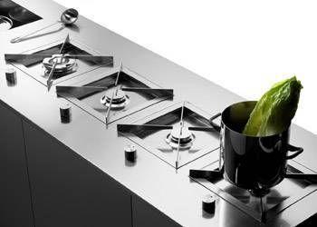Rex Electrolux presenta Puzzle, nuovo piano cottura modulare   Arredamento Cucina