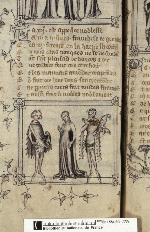Guillaume de Machaut (BNF Fr. 1584), c. 1372-1377