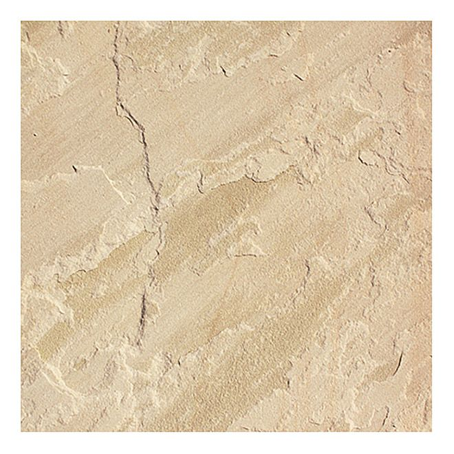 Terrassenplatte Indian Summer Sandfarbe 30 X 30 X 2 5 Cm Hartsandstein Naturbelassen Bauhaus Indian Summer Terrassenplatten Gehwegplatten