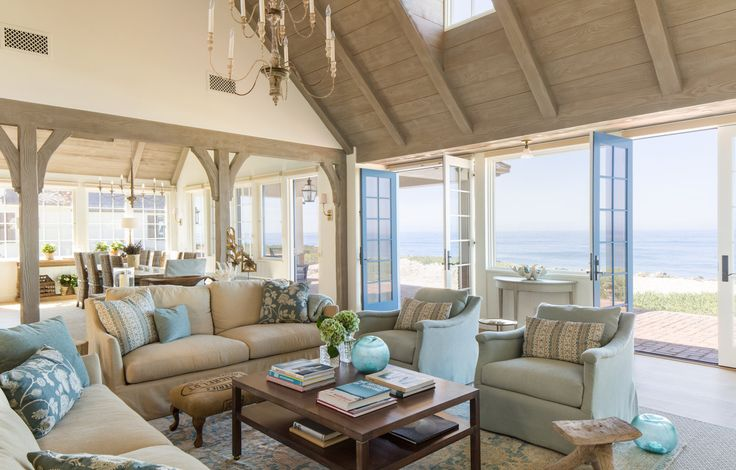 Best 25 beautiful beach houses ideas on pinterest for French country beach house