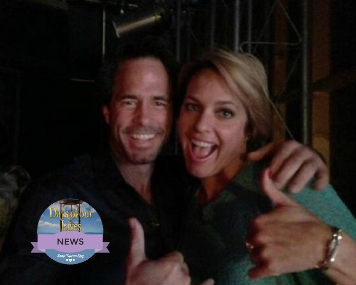 """Arianne Zucker (Nicole Walker) just dropped a bombshell about the real reason Shawn Christian (Daniel Jonas) left, """"Days of Our Lives."""" Was he actually fired instead of leaving of his own accord as viewers were led to believe? Affiliate links included below. Thanks for your support!     Zucke"""