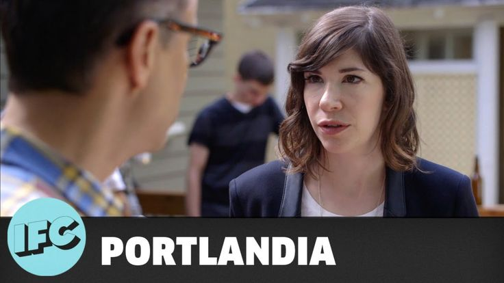 Fred Armisen and Carrie Brownstein Debate the Merits of Making a French Exit in a Clip From 'Portlandia'