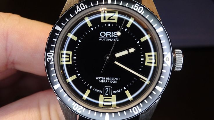 #Oris Divers Sixty-Five