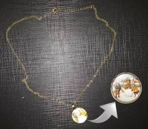Având în vedere că ne mai despart doar 9 zile până la Crăciun, vă prezint un CONCURS drăguț cu noi bijuterii handmade, ideale pentru cei care cumpără cadouri în ultima clipă.