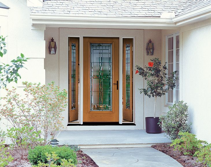 17 Best Images About Therma Tru Entryways On Pinterest