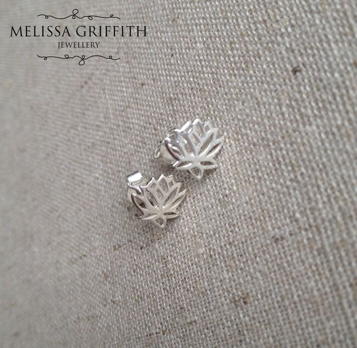 Lotus Post Earrings (MGE92) $25.00 These small openwork lotus flower post earrings are timeless. It's unfolding petals suggest the expansion of the soul. The lotus has spiritual symbolism amongst many cultures, but it's beauty and grace is most obvious.