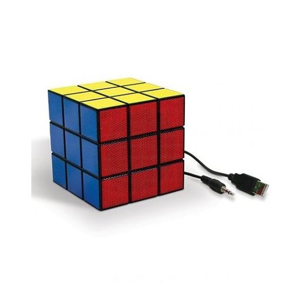 Rubik's Cube USB Speaker ($33) ❤ liked on Polyvore