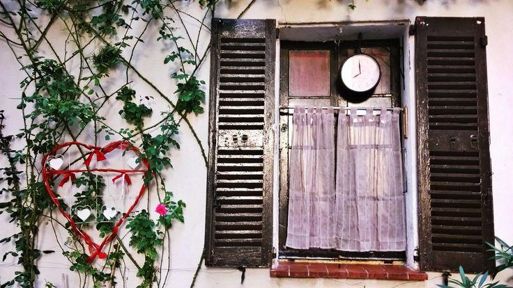 Finestra sul tempo o...tempo sulla finestra?