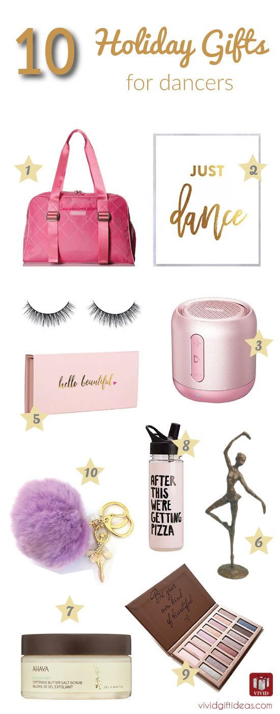 The 25+ best Christmas gifts for dancers ideas on Pinterest ...