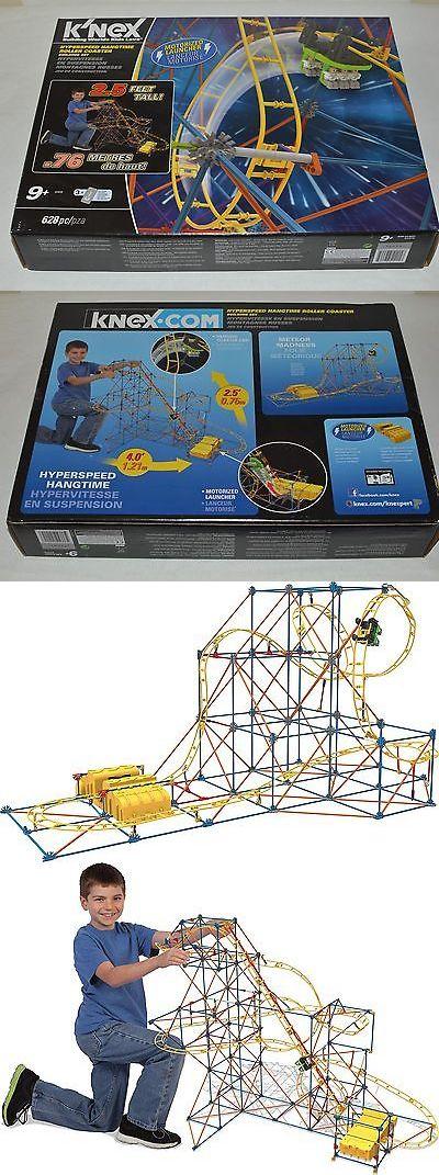 KNEX 21254: K Nex Hyperspeed Hangtime Roller Coaster Building Set New -> BUY IT NOW ONLY: $74.78 on eBay!