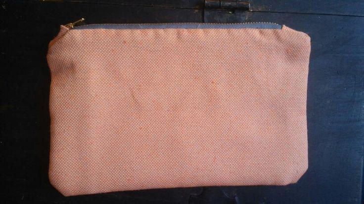 Graduation present for Sip, a small zip purse :)