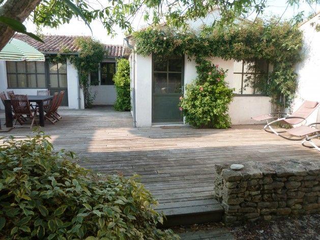 Photo  Rivedoux-Plage Villa dans un environnement calme