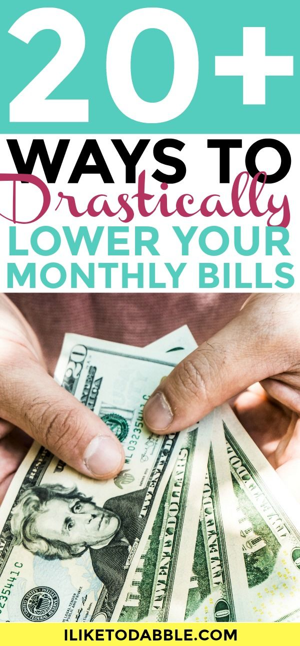 Lower your monthly bills. Save money. Money saving tips. 20+ ways to drastically lower your monthly bills. Don't overpay on your bills. Finance tips. Track your spending. Financial freedom. Retire by 40. #loweryourbills #financialfreedom #savemoney #frugal #thrifty #finance #savings #retireby40