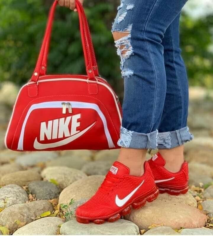 new style 29160 72472 Nike Air VaporMax Plus With Duffle Bag - Nike Airs (This is ...