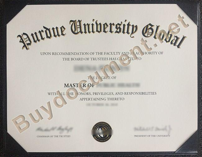 Purdue University Global Diploma Purdue University Purdue Diploma