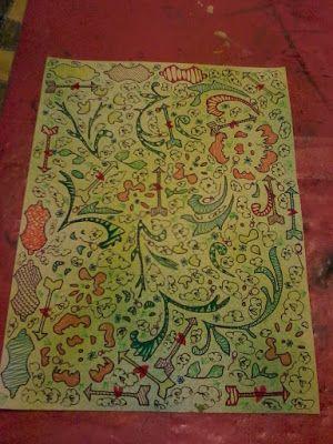Mi Scrap: Zentangles & Doodles