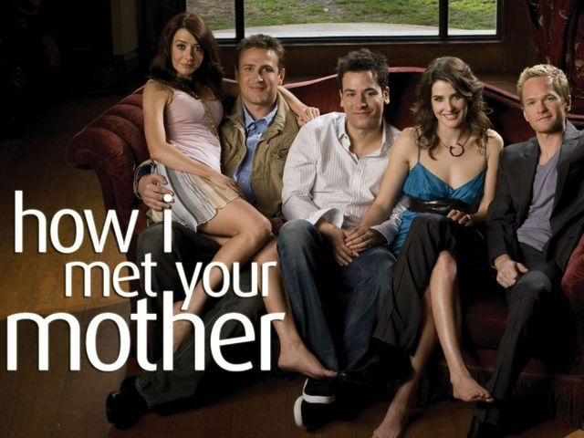 I got: How I Met Your Mother! What T.V. Show Do You & Your Friends Belong On?