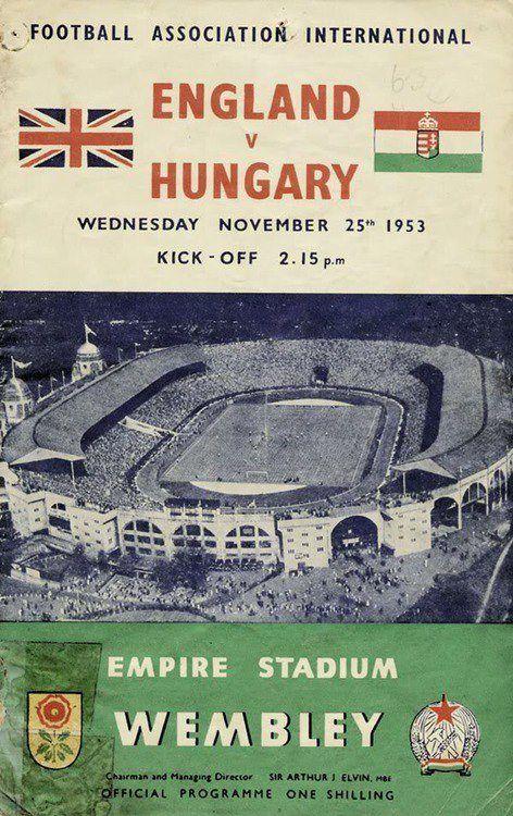 Wembley - a nagy meccs