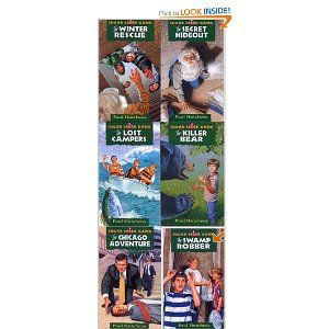 Sugar Creek Gang Books 1-6 Set (The Swamp Robber/The Killer Bear/The Winter Rescue/The Lost Campers/The Chicago Adventure/The Secret Hideout): Paul Hutchens: 9780802469946: Amazon.com: Books