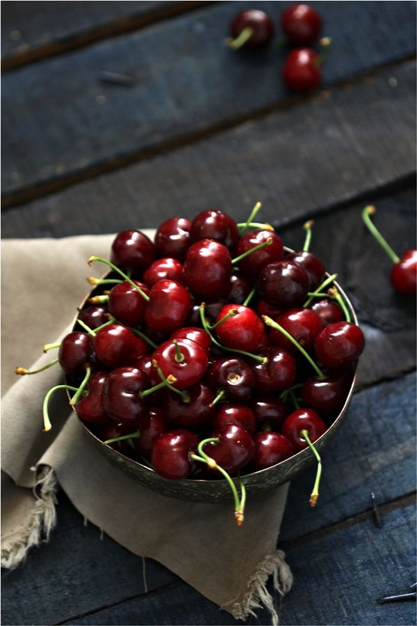 Life is like a bowl of cherries. Sometimes it's delicious, and sometimes its just the pits.