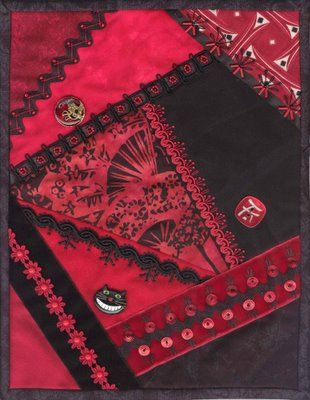 Crazy Stitcher: Journal Quilts Project
