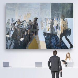 art for sale - mobile art gallery