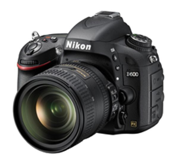 The new Nikon D600 - to be released september 13, 2012. Expected to cost around $1899 - a really fair price for an entry-level FX-camera. Can't wait to get my hands on this!