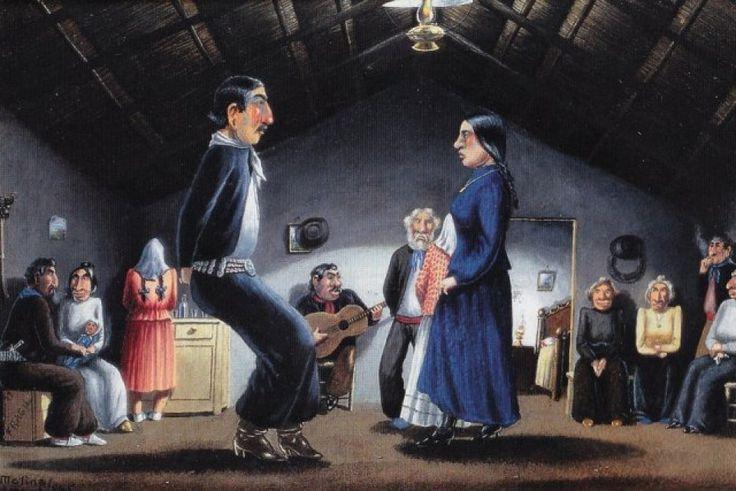 bailes molina campos -