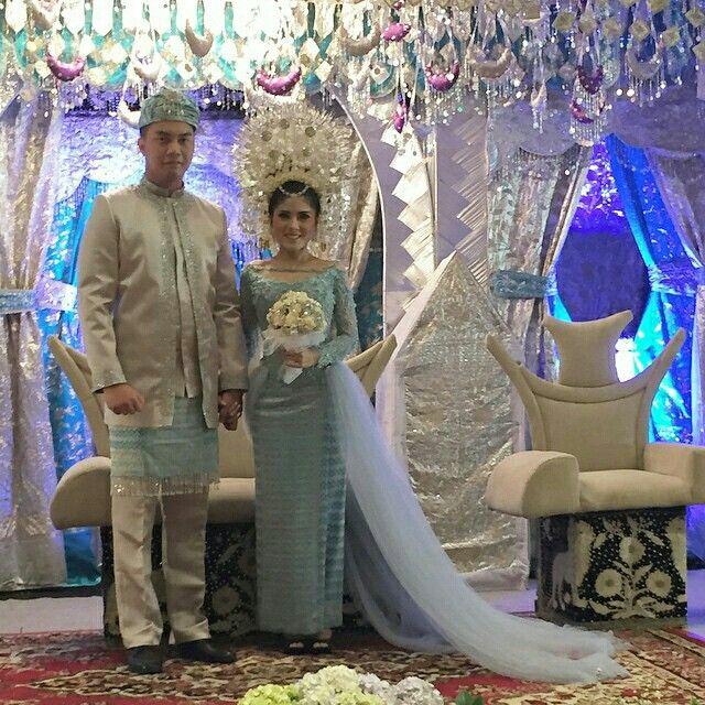 Minang wedding style