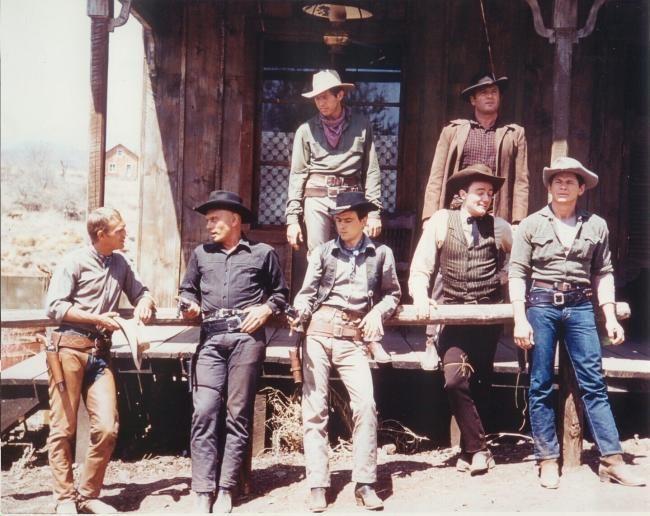The Magnificent Seven John Sturges Us 1960 Http Www Dfi Dk Faktaomfilm Film Da 9009 Aspx Id 9009 The Magnificent Seven Seventh Danish Movies