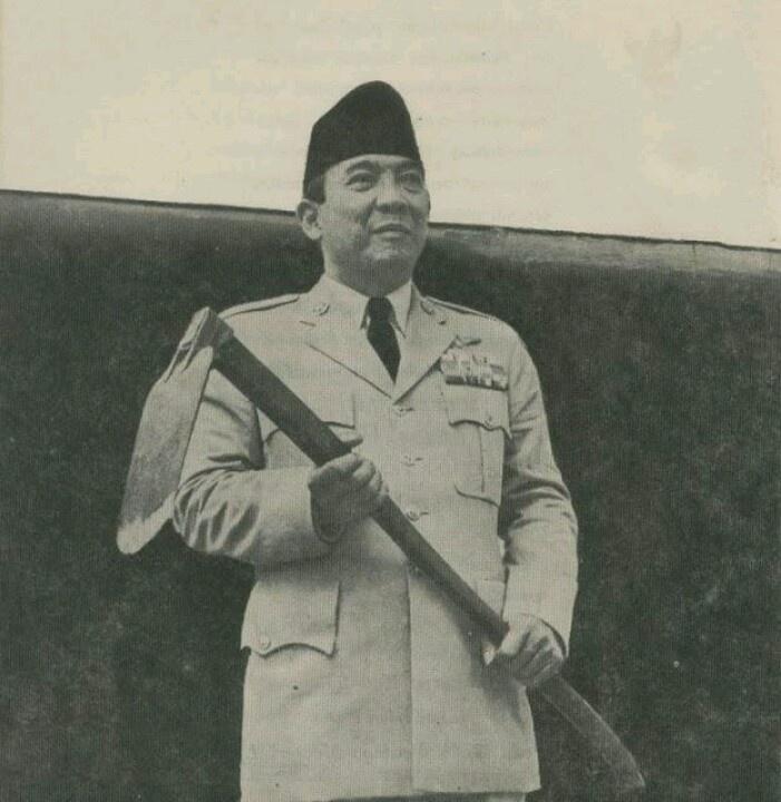 Cangkul Soekarno