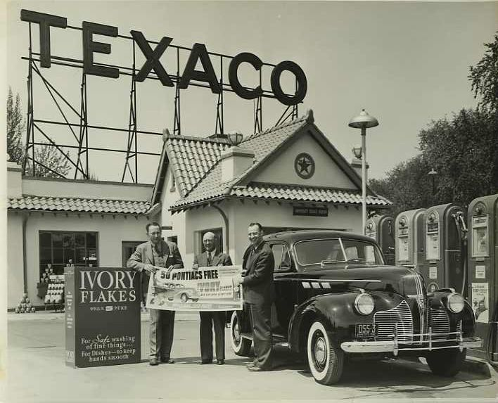 17 Best Images About Old Gas Stations On Pinterest