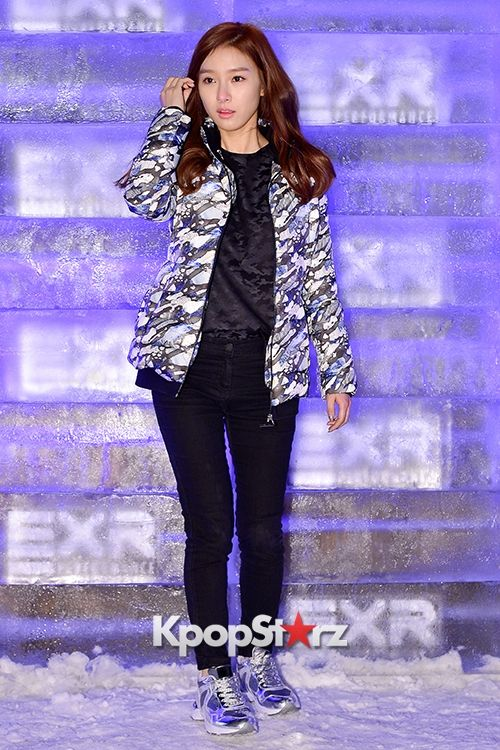 Kim So Eun - EXR 'EXCELERATE Night (BRANDNEW PROJECT)' Event
