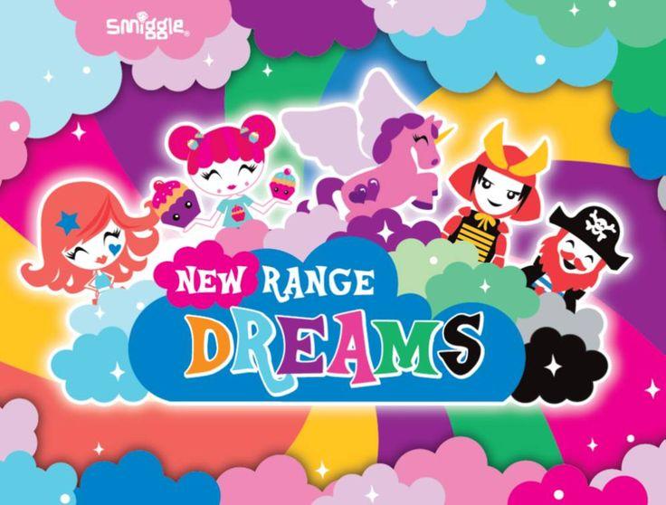 dreams range!
