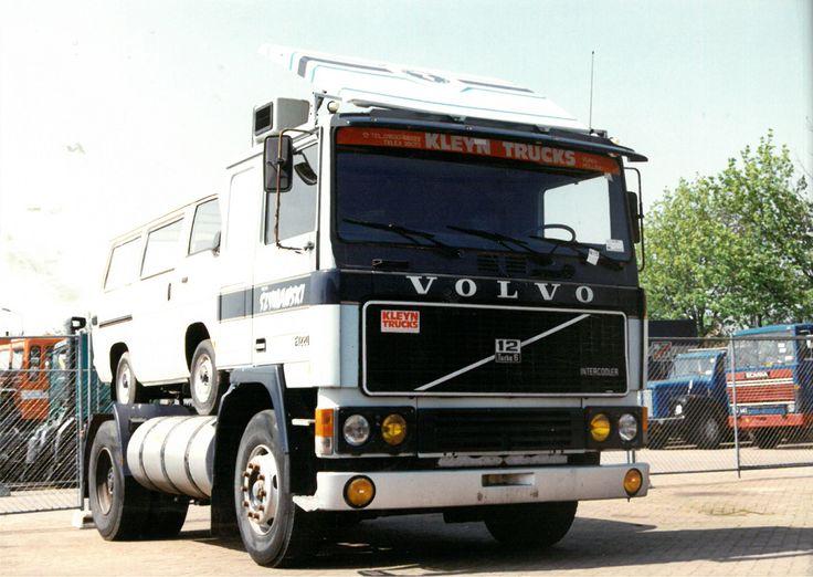 Golden Oldies - Beautiful Volvo F 12