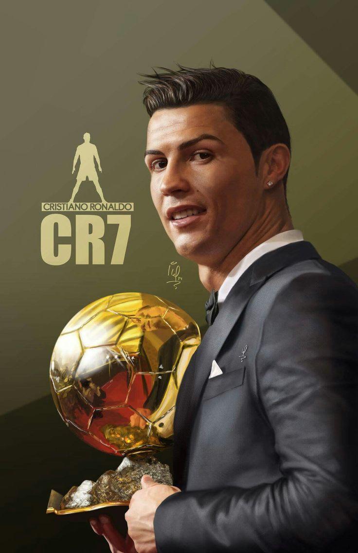 4to Balón de Oro #cr7
