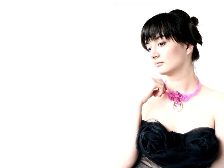 Cel mai Roz Colier din Lume (82 LEI la Imaginative-Art.breslo.ro)