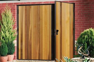 17 Best Ideas About Side Hinged Garage Doors On Pinterest