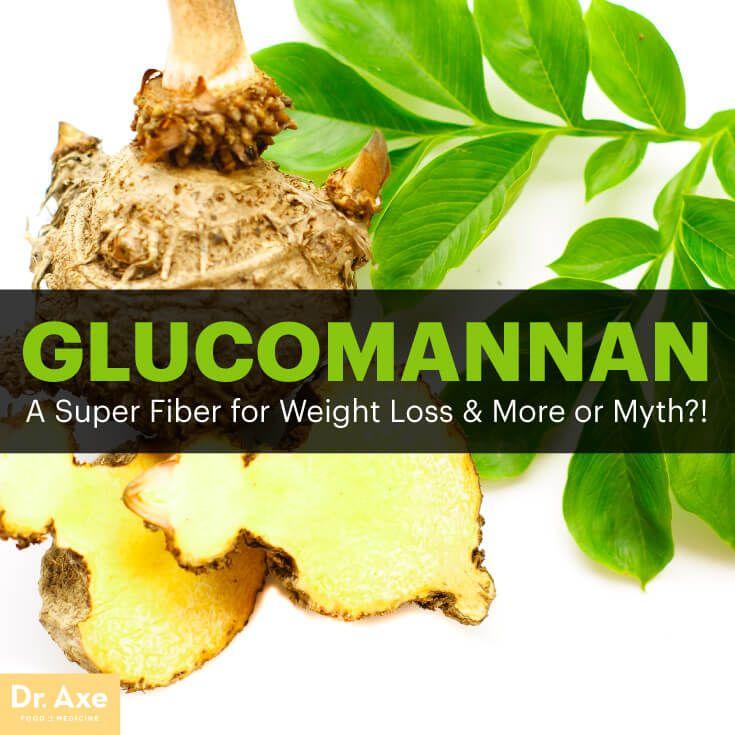 Glucomannan: A Super Fiber for Weight Loss