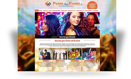 www.festeitaliaeventi.it - Agenzia Organizzazione eventi Torino, Alessandria, Cuneo, Valle Aosta, Asti, Biella e Verbania, Spettacoli e feste aziendali
