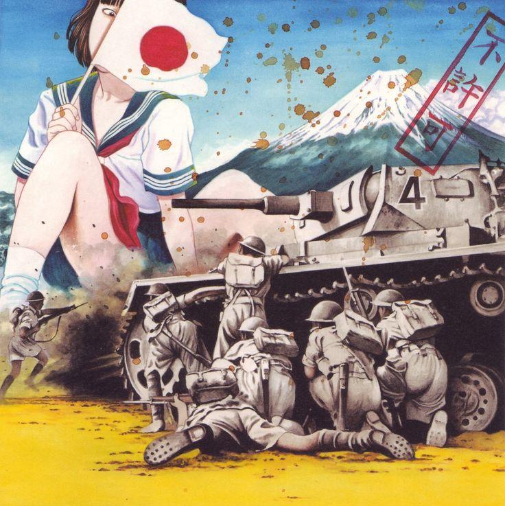 Suehiro Maruo: Horror Illustrations, Maruo Suehiro, Japan Stuff, Art Stars, Weird Japan, Illustrations Graphism, Anomalous Art, Suehiro Maruo14, Japan Illustrations