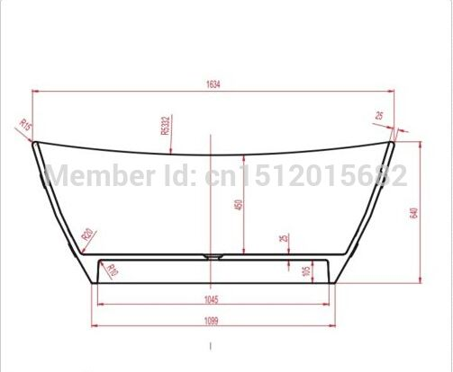 SUPERIOR QUALITY STONE BATHTUB SOILD SURFACE STONE BATHTUB ARTIFICIAL STONE TUB OCEAN SHIPPING FREE 1015-in Bathtubs & Whirlpools from Home Improvement on Aliexpress.com   Alibaba Group