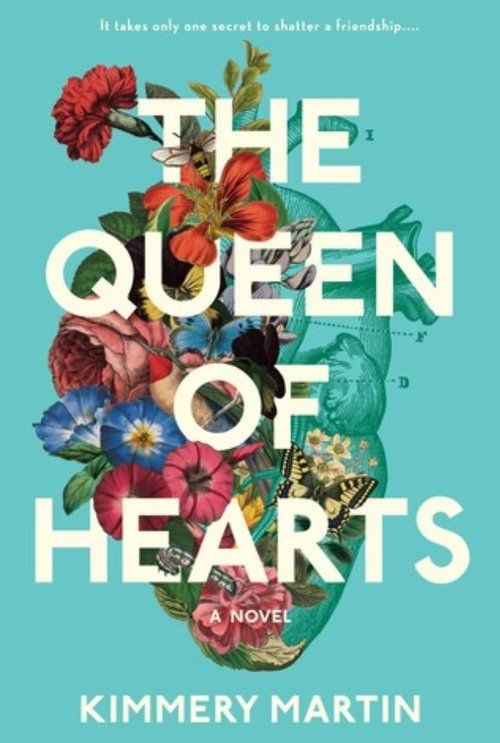 The Queen of Hearts Book Review on www.hastybooklist.com