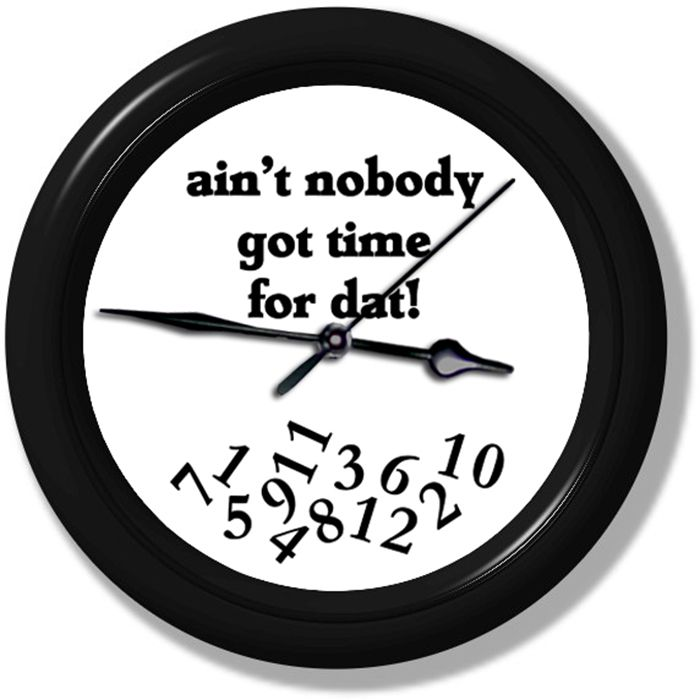 But I Must Make Time For My Writing Publishing Mari Etsy Wall Clock Ain T Ody Got That Sweet Brown Handmade Gift