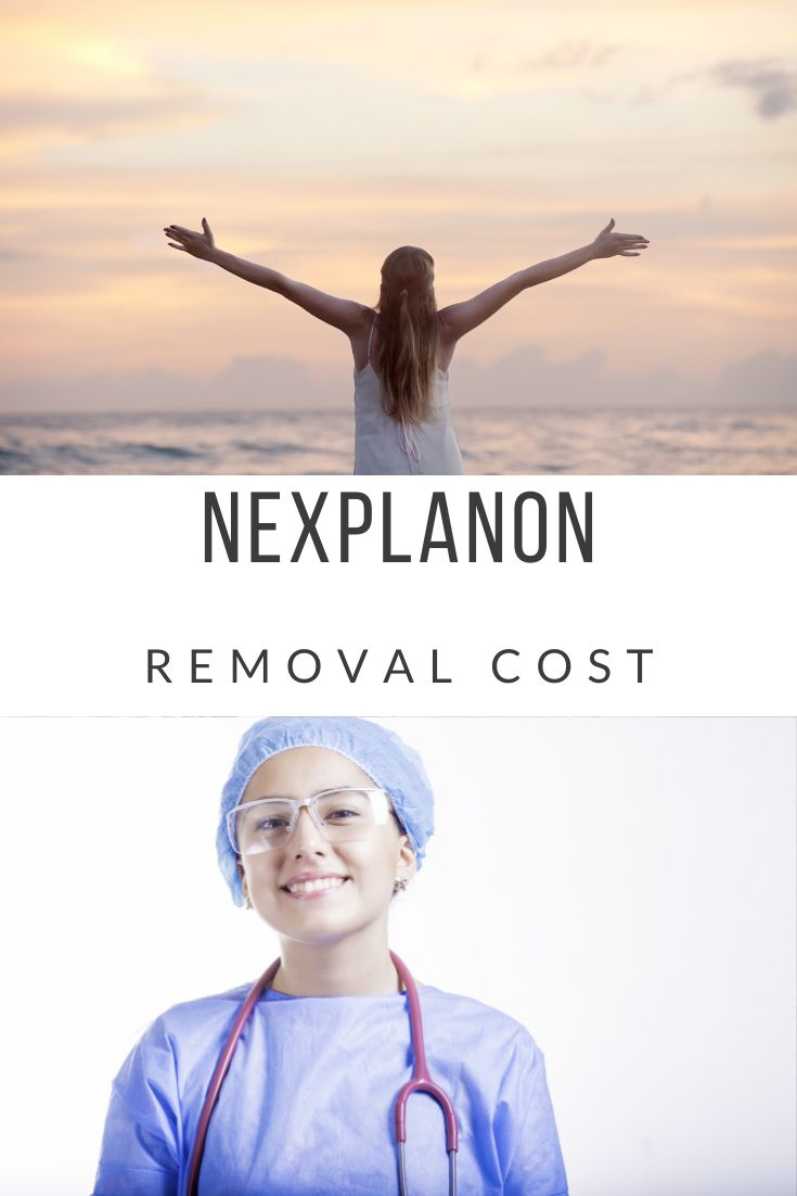 nexplanon removal cost without insurance