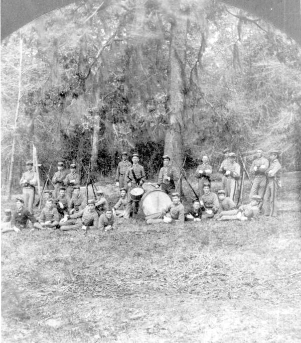 On the morning of March 2, 1865, a small unit of three soldiers were stationed at the Confederate defenses at St. Marks. The old Spanish fort, now San Marcos de Apalache Historic State Park, was awaiting an expected invasion. Four days later, troops would engage Confederate forces, including cadets from the West Florida Seminary (now Florida State University) at the Battle of Natural Bridge, reenacted every March at Natural Bridge Battlefield Historic State Park.